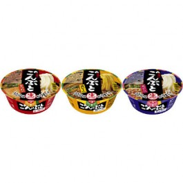 Nissin Foods Inc. GON-BUTO set 1 box (12 meals into) 9239