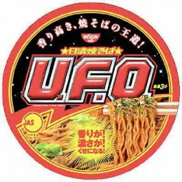 Box 1 UFO Nissin Nissin Yakisoba (Pack of 12)