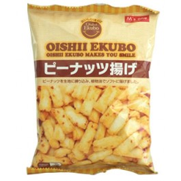 M'S ONE OISHII EKUBO MAKES YOU SMILE Fried peanuts (83g)