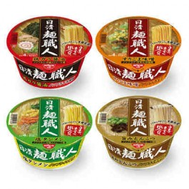 Nissin Food noodle craftsman 1 bin (12 meals into) Assort