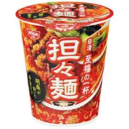 Nissin Food bliss filled Dandan noodles 1 box (20 food into) 21761