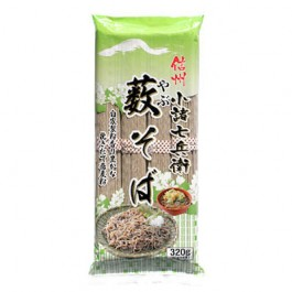 1 bag 80g × 4 buckwheat bush food Shichibe Shinshu Komoro Hoshinobussan