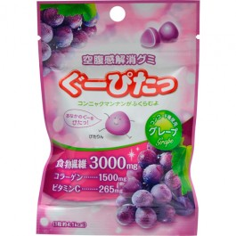 Eliminate hunger Gummy Stop hungry Gummy Grape (30g)
