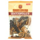 M'S ONE OISHII EKUBO MAKES YOU SMILE Karinto mix (100g)