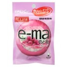 M's one UHA Mikakuto e-ma cough drop e-ma Grape (28g)