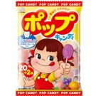 Fujiya pop Candy bag (20 sticks)