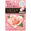Kracie Huwarinka soft candy Hunnwarinka Beauty Rose flavored (32g x 10packs)