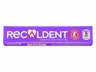 Mondelēz Recaldent Grape Mint 14 pieces (Pack of 20 / Total 280 pieces)